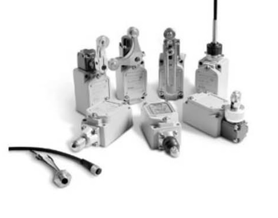 Công tắc giới hạn (Limit switches)  KL - series